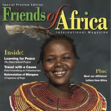 Digital Edition Friends of Africa Preview Issue Final Thumbnail